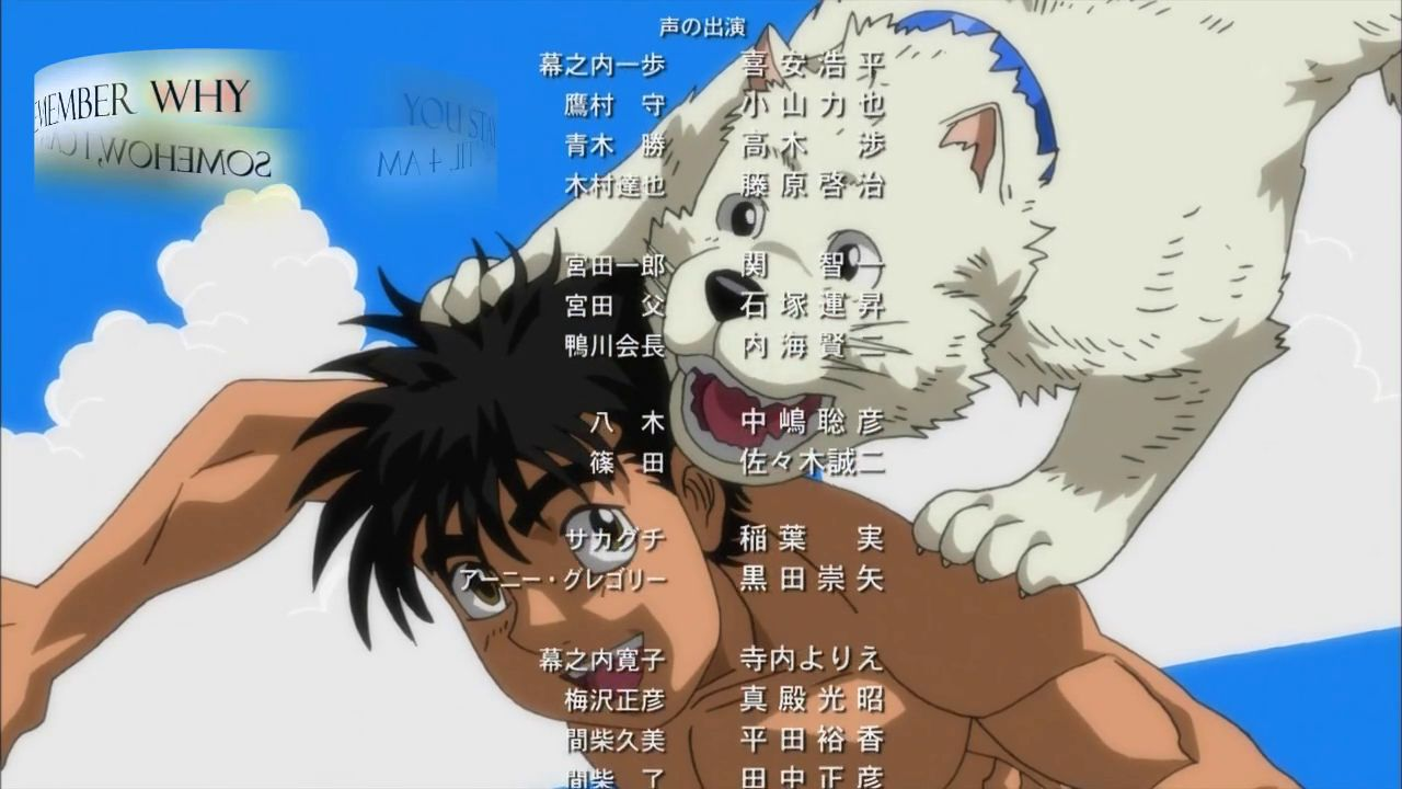 Hajime No Ippo The Fighting New Challenger 14 Vostfr