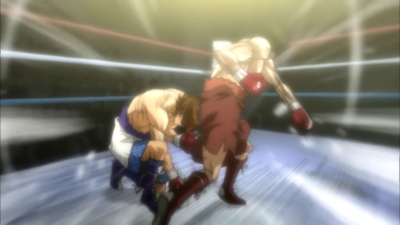 Hajime No Ippo The Fighting New Challenger 15 Vostfr