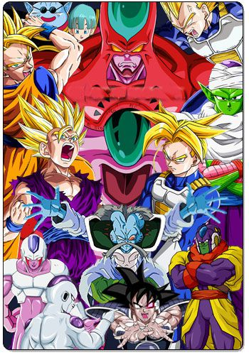 [Multi3]  Dragon Ball - Super Saiya |VOSTFR| OAV (01/01)