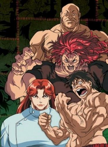 Grappler Baki : The Ultimate Fighter