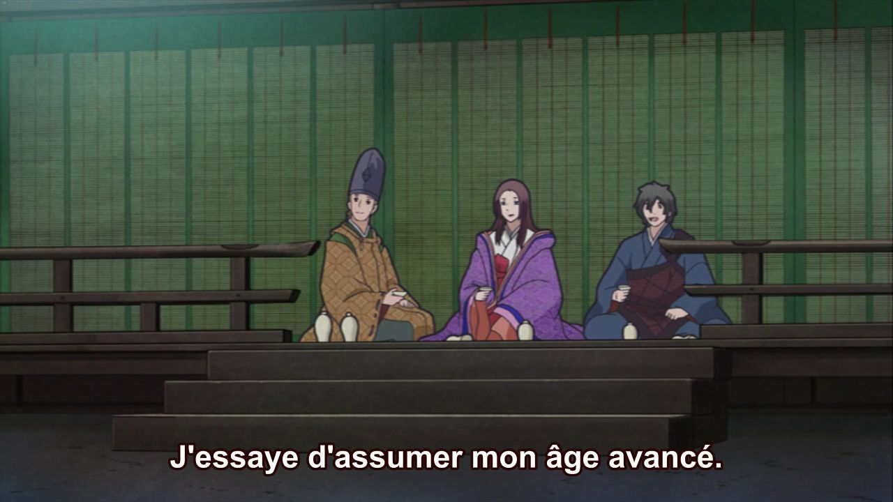 Chouyaku hyakunin isshu uta koi 05 vostfr anime ultime for Nyan koi 05 vostfr