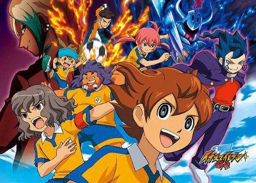 Inazuma eleven go saison 2 vostfr anime ultime - Inazuma eleven saison 1 ...