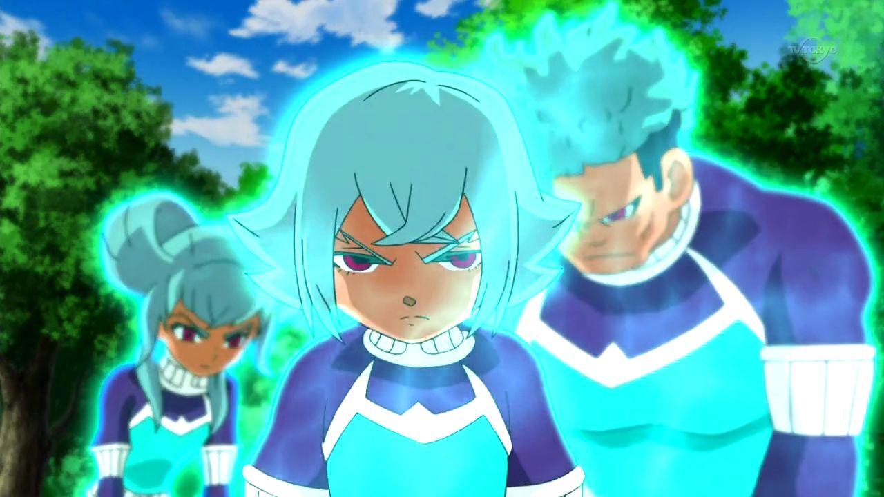 Inazuma eleven go 2 chrono stone saison 3 18 vostfr - Inazuma eleven saison 1 ...