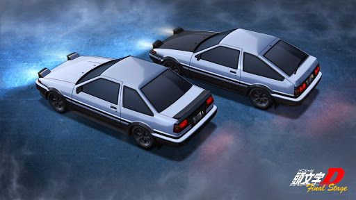initial d fifth stage vostfr