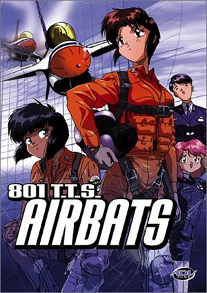 801 TTS Airbats (Aozora Shoujotai)