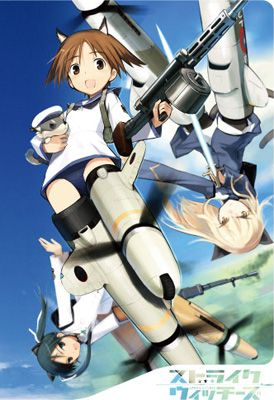 Strike Witches affiche